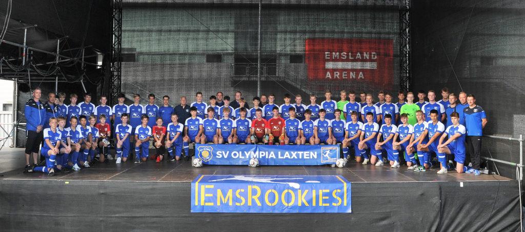 U15 - U19 - 2021